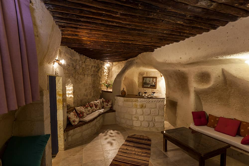 Privacy Policy >> Underground Cave Room| The Cappadocia Hotel